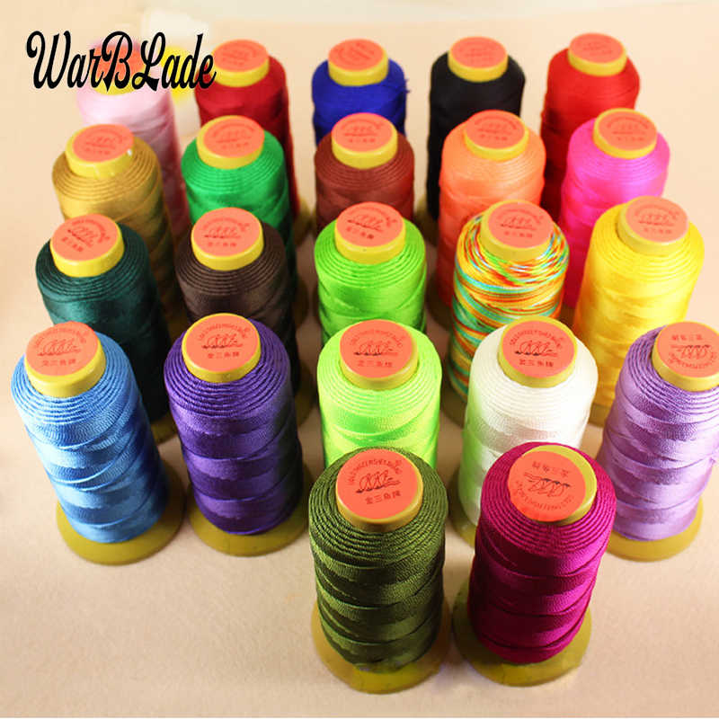 0.2/0.4/0.6/0.8/1mm Polyamide Nylon Cord DIY Jewelry Sewing Thread Cord For Necklace Bracelet Making For Rope Silk Beaded String