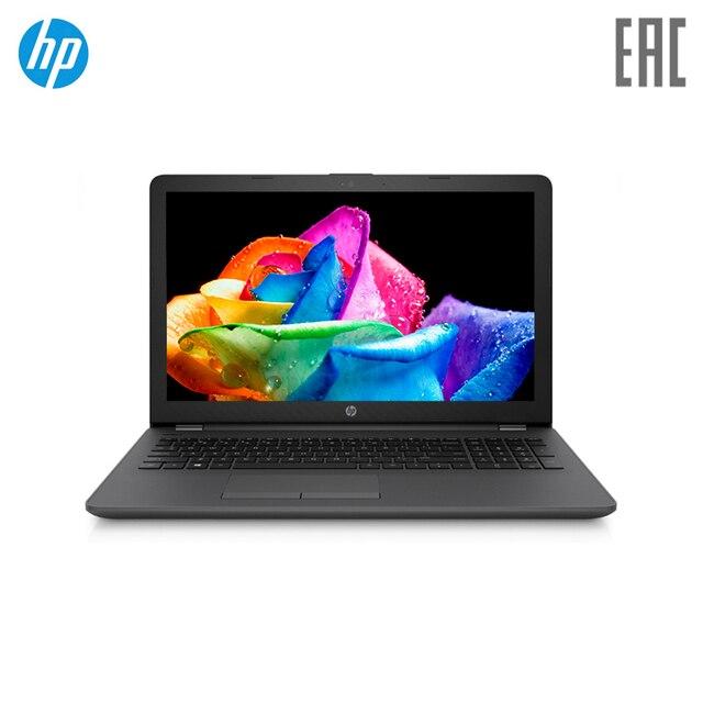 """Ноутбук hp 250 G6 15,6 """"/i3-6006U/4 GB/1 ТБ/Intel 520/DVD-RW/DOS/Темно-пепельный (1WY41EA)"""