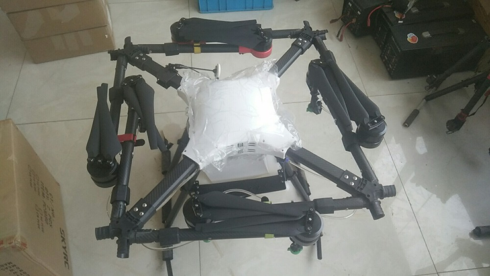 8 axis 10KG Agricultural protection font b Drone b font multi axis Agricultural protection UAV For