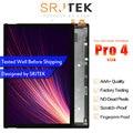 SRJTEK запчасти 12,3 для microsoft Surface Pro 4 (1724) экран с ЖК матрицей сенсорный дигитайзер дисплей Pro4 1724 сборка LTN123YL01-001