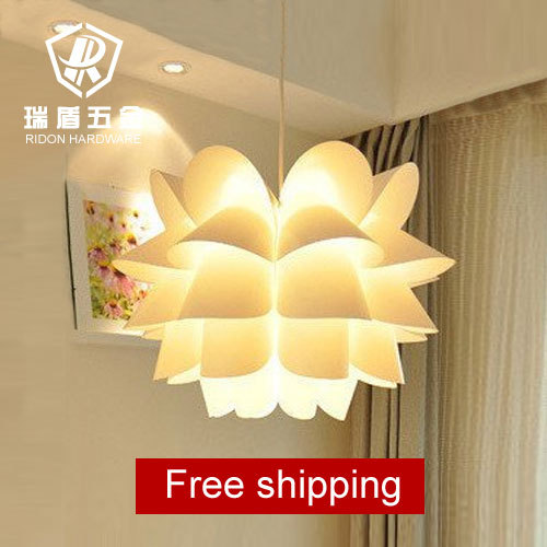 New modern novelty light lamps lampshade for home small 350mm pp modern novelty light lamps lampshade for home small 350mm pp lotus design pendant aloadofball Image collections