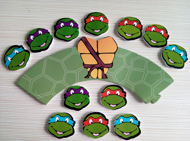 Turtle Cake Topper-Buy Cheap Turtle Cake Topper lots from China Turtle ...