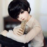 Full Set 1/4 BJD Doll BJD/SD Little Kliff Cool Boy Doll Joint Resin Doll For Baby Girl Birthday Gift