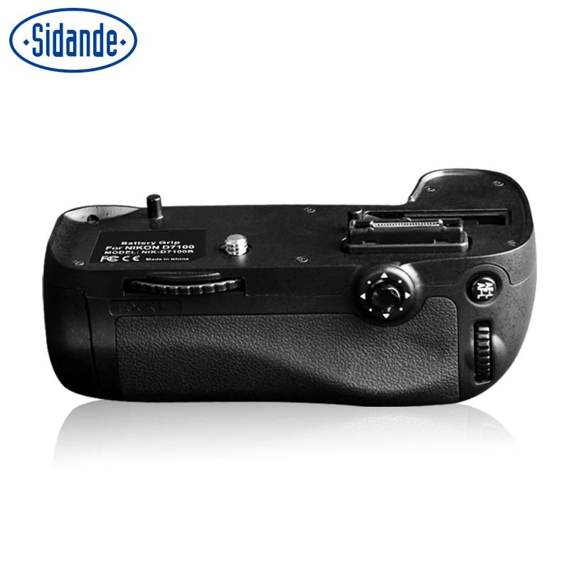 STD D7100 poignée pour appareil photo reflex Nikon MB-D1 boîtier de batterie D7200 Vertical non original