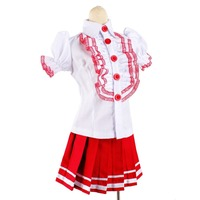[wamami] 299# Red Dress/Suit 2pcs SD DOD 1/3 BJD Dollfie