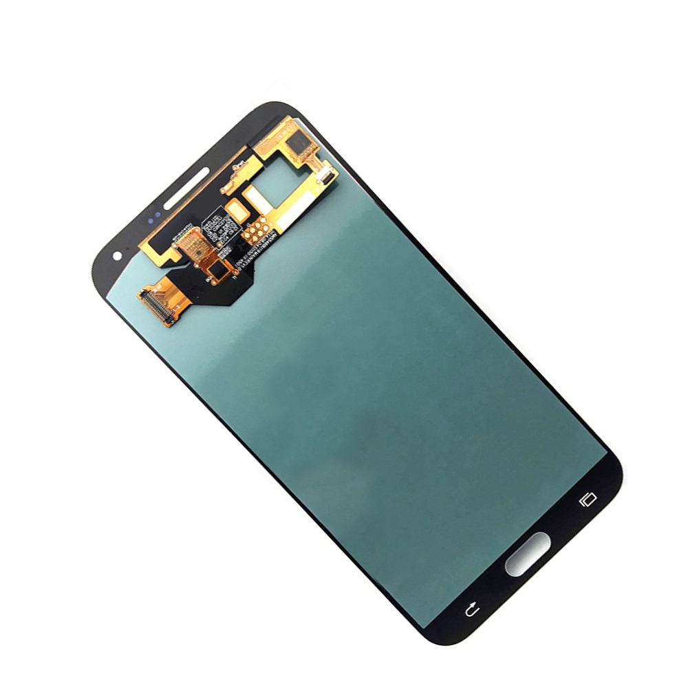 Oem Super Amoled Lcd For Samsung Galaxy E7 Display Touch Screen Touchscreen A800 A8 2015 Gold Digitizer E700 E700f E7000 E7009 In Mobile Phone Lcds From Cellphones
