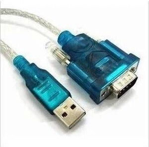 Image 2 - Gratis Verzending HL 340 Nieuwe Usb Naar RS232 Com poort Seriële Pda 9 Pin DB9 Kabel Adapter Ondersteuning Windows7 64