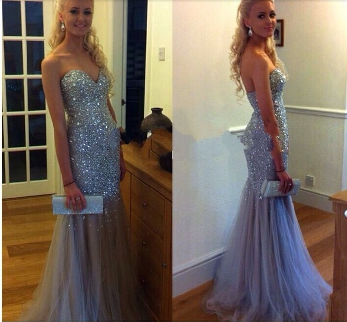 2018 Evening prom gown Sweetheart Sleeveless Beaded Floor Length Formal Party Vestidos De Festa Mother of the Bride Dresses in Mother of the Bride Dresses from Weddings Events