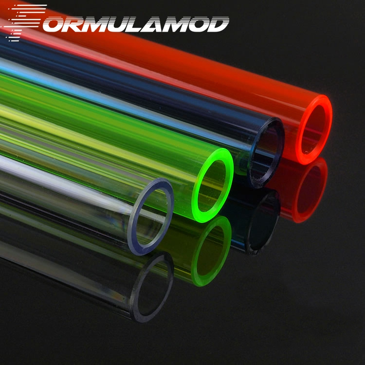 FormulaMod High quality PETG 500mm 10*14mm water cooling tube / pipe water cooling system use. 1mw 532nm green laser diode module line size16x70mm fan angle fan angle 10 30 45 60 90 110o for option