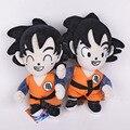 "Anime Cartoon Dragon Ball Z Goku Son Gokou Peluches Suave Peluche Muñecas Juguetes Para Niños Regalos 8 ""20 cm"
