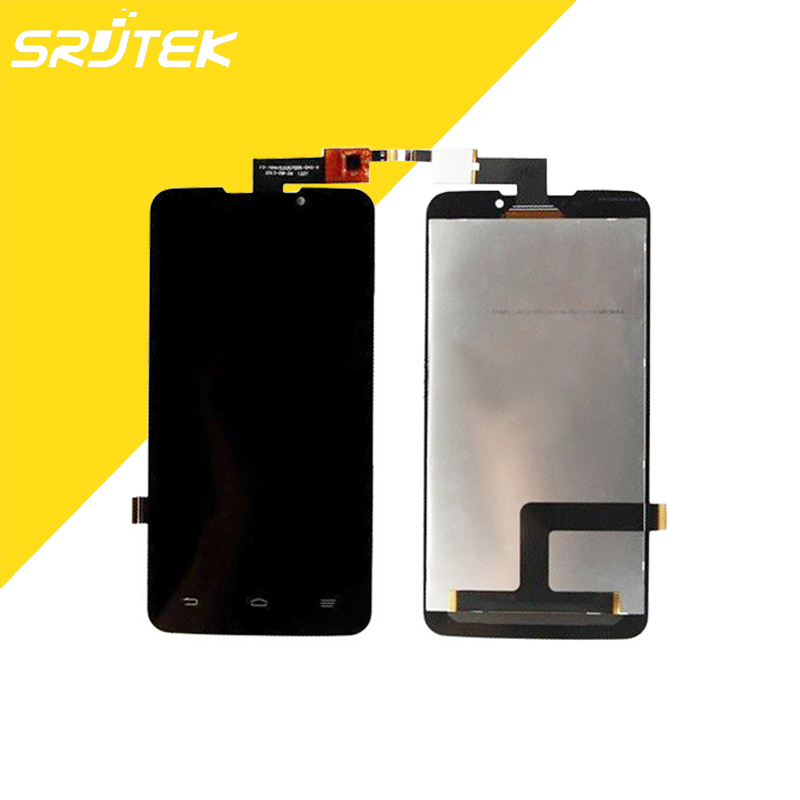 ФОТО 5.7 inch for ZTE Grand Memo N5 U5 5S N5S N9520 V9815 LCD Display With Touch Digitizer Black Replacement Parts