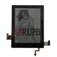 100% original 6 e ink ED060XH3 touch+ Backlit E ink Screen For kobo aura(non HD) 6.0 inch eReader LCD Display