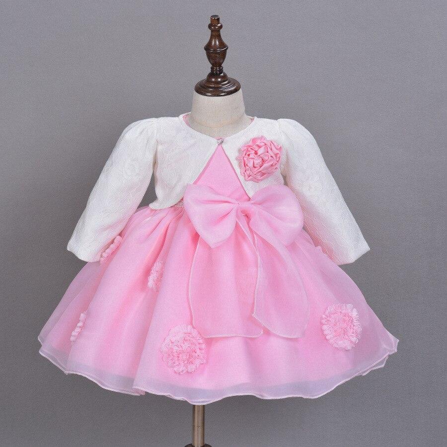 summer 2018 new baby girl dress newborn baby girl clothes lovely ...
