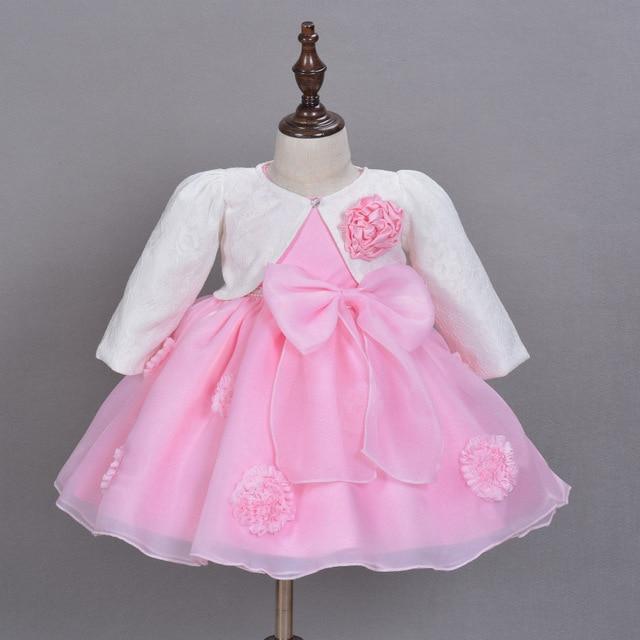 6f719c5fc Baby Girl Dress + Cape + Hairband 3pcs set for Infant Girls Newborn ...