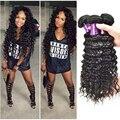 Grace Hair Products Brazilian Deep Wave 3 Bundles Loose Deep Wave Brazilian Hair Soft And Thick Brazilian Hair Weave Bundles