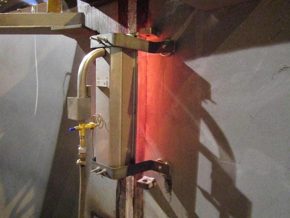 Quemador de gas infrarrojo no cerámico de quemador infrarrojo de gas - Cocina, comedor y bar - foto 2