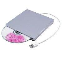 2016 Brand New USB External CD DVD Rom RW Player Burner Drive For MacBook Air Pro