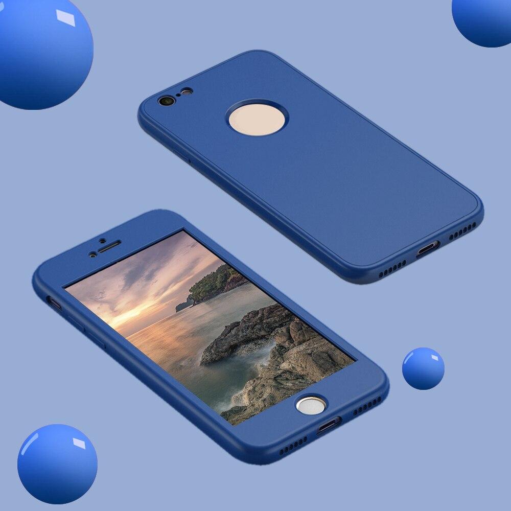 360 Full Cover Case For Xiaomi Redmi Note 6 Pro Case TPU Silicone Cover For Xiaomi Mi 8 A1 5X A2 Lite Redmi Note 6 5 4X S2 5A 6A (2)