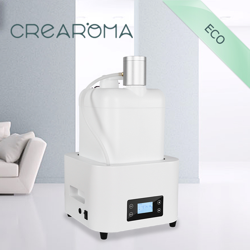 Crearoma 2017 New Product HVAC Aroma Diffuser Scent Air Machine for Hotel Lobby popular aroma essential oil diffuser machine connect with hvac scent machine for hotel