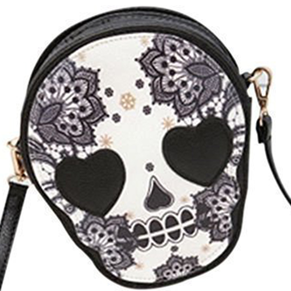 AUAU New Bags Women Skull Head Shoulder Crossbody Small Personalized Messenger Bag Handbag Hight Quality Vintage Cute Style 2017 evanescence – synthesis deluxe edition cd dvd