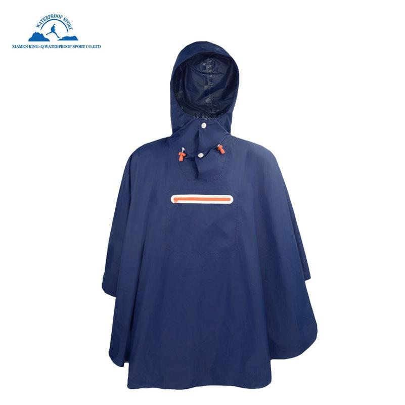 Kapucnis kültéri esőkabát esőruha Unisex lélegzik a hordozható - Sportruházat és sportolási kiegészítők