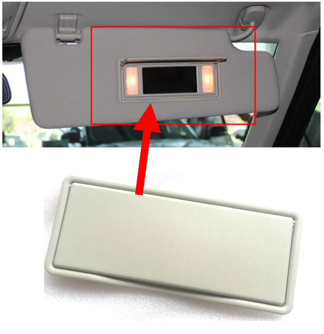 Rollsrover Car Interior Vanity Mirror Mir For Land Rover Discovery 4 Range Rover Sport Lr063682 Buy At The Price Of 27 00 In Aliexpress Com Imall Com