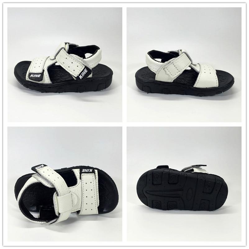 Wyjątkowe sandały dla chłopców Panda Letnie dziecięce buty dla - Obuwie dziecięce - Zdjęcie 3