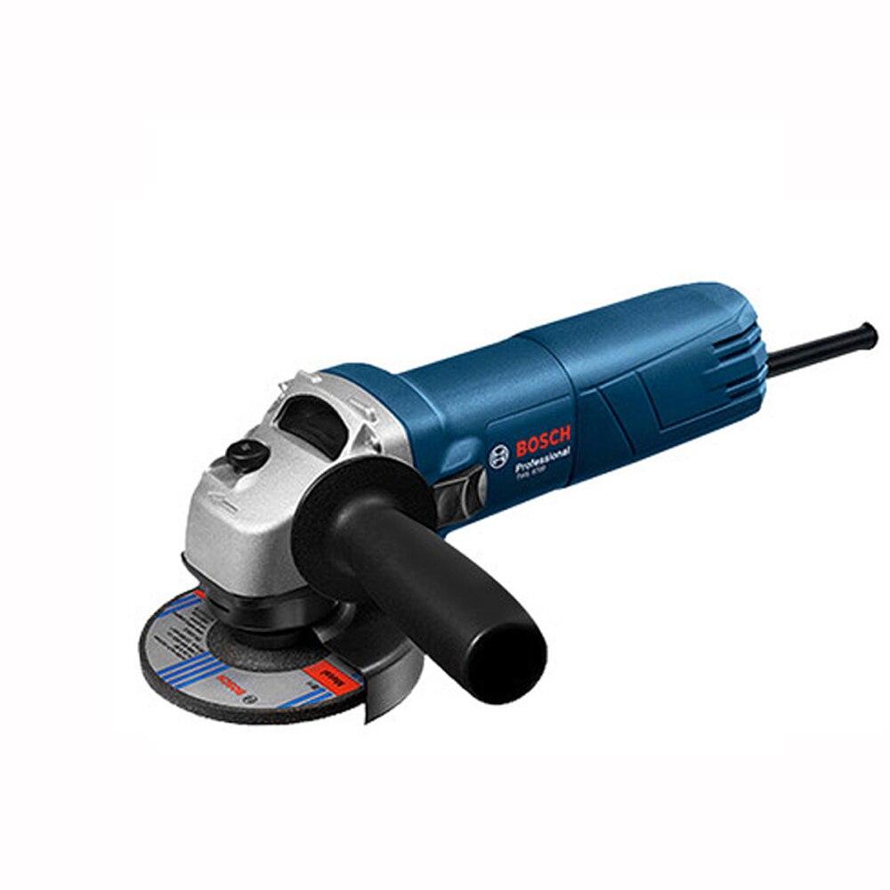 Angle Grinder 220v 670w Cutting Polishing Machine Hand Wheel Grinding Electric Concrete Angular Grinding Domestic Multifunction
