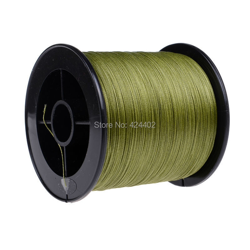 8Strands 500M army green (2)