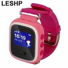 Q60 Child Smartwat Safe-Keeper SOS Call Anti-Lost Smart Watch Tracker For Children Base Station Location APP Control