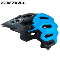 CAIRBULL New Cycling Helmet MTB Down Hill Bicycle Sports Safety Cap Ultralight Women Men OFF ROAD Mountain Bike Helmet M/L Size