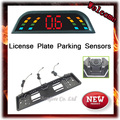 Hot sale Car Parking Sensor Display 3 Sensors 12v Reverse Assistance Backup Radar Monitor Parking Sensors System BiBI Alarm