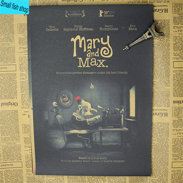 Song Of The Sea Mary And Max Animation Art Film Home Furnishing Decoration Kraft Movie Retro Poster Drawing Core Wall Stickers Song Of The Sea Wall Stickerretro Poster Aliexpress