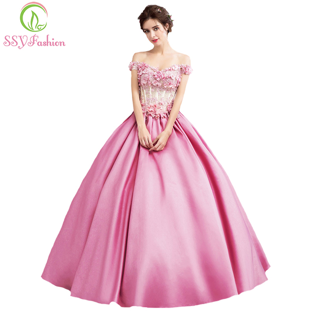 Beautiful Bride Prom Dresses