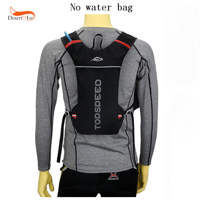 3 Color Polyester Hydration Backpack Marathon Water Bag Vest Style with Reflective strip Outdoor Package salzmann 41001 cute reflective polyester key toy grey
