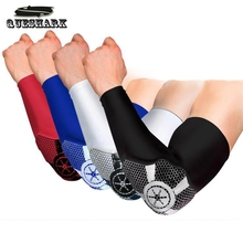 1PCS Elastic Basketball Elbow Pads Arm Sleeve Volleyball font b Fitness b font Bodybuilding Elbow Support