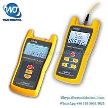 JoinWit Fiber Optique Cable Tester avec JW3109 1310/1550nm Lumière Source Optique et JW3208 Optique Power Meter