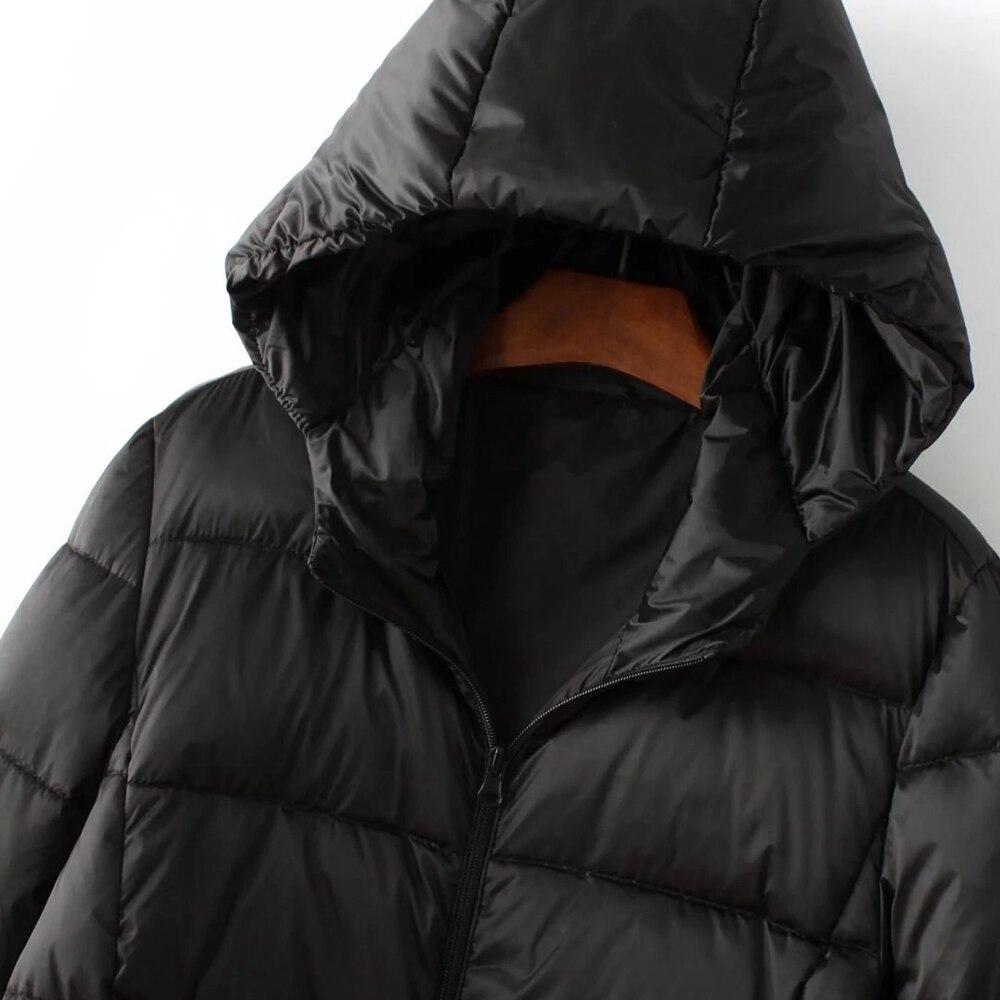 dark Haute Coton Long Mince 2017 Black Veste Chaud Vêtements Blue Parkas Col Qualité Manteau Femmes Hiver De Épaississement Femelle SMpUVz