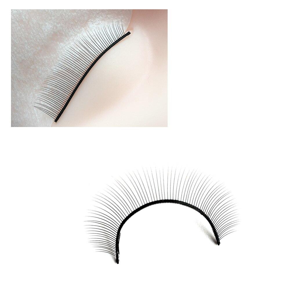 Image 2 - NAGARAKU  10trays/Set False Eyelashes Handmade Training Lashes For Beginners Eyelash Extensions  Beauty Salon Student PracticeFalse Eyelashes   -