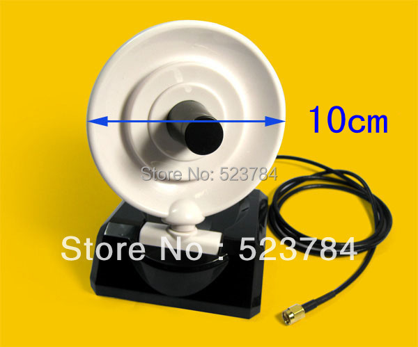 Free shipping radar antenna 2.4G high power wifi antenna 10dbi  SMA connector wireless antenna signal booster