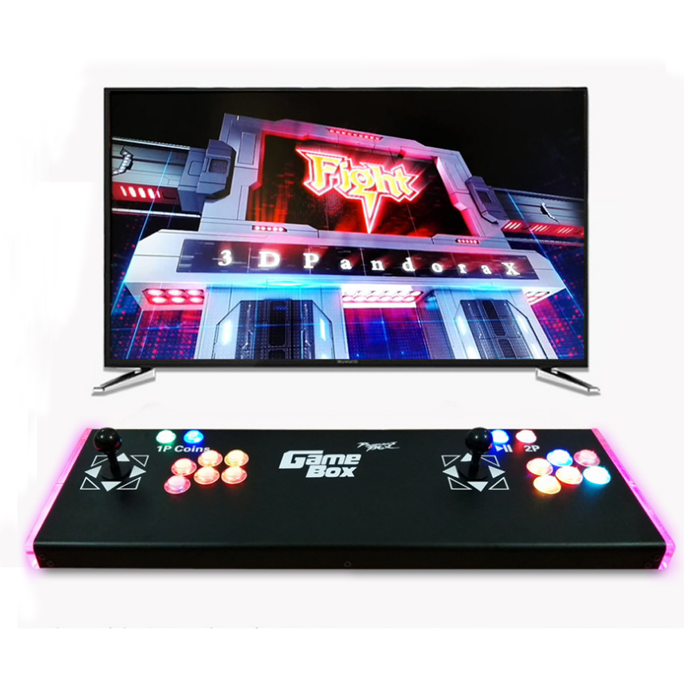 Video Game Coin Operated Pandora Box 5 and 2 Console Taito vewlix l Cabinet to Arcade Game Machine Video Games