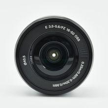 Usado, sony E16-50mm lente para E18-55 NEX-3N 5r 5t original lente a5000 a6000