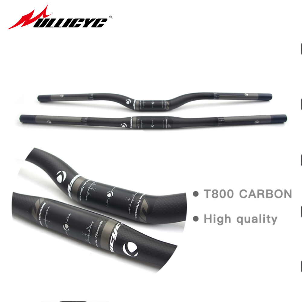 <font><b>Carbon</b></font> Bule <font><b>handlebar</b></font> mountain bike bicycle <font><b>handlebar</b></font> <font><b>carbon</b></font> <font><b>handlebar</b></font> <font><b>MTB</b></font> 3k <font><b>31.8</b></font>*600-720mm swallow-shaped <font><b>handlebar</b></font> CB314 image