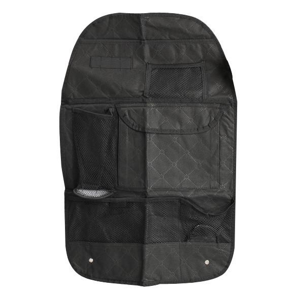 Car Auto Seat Back Bag Organizer Holder Multi-Pocket Travel Storage Hanging Bag Pocket Storage Bag Vehicle Car Seat Hanging Bag 15