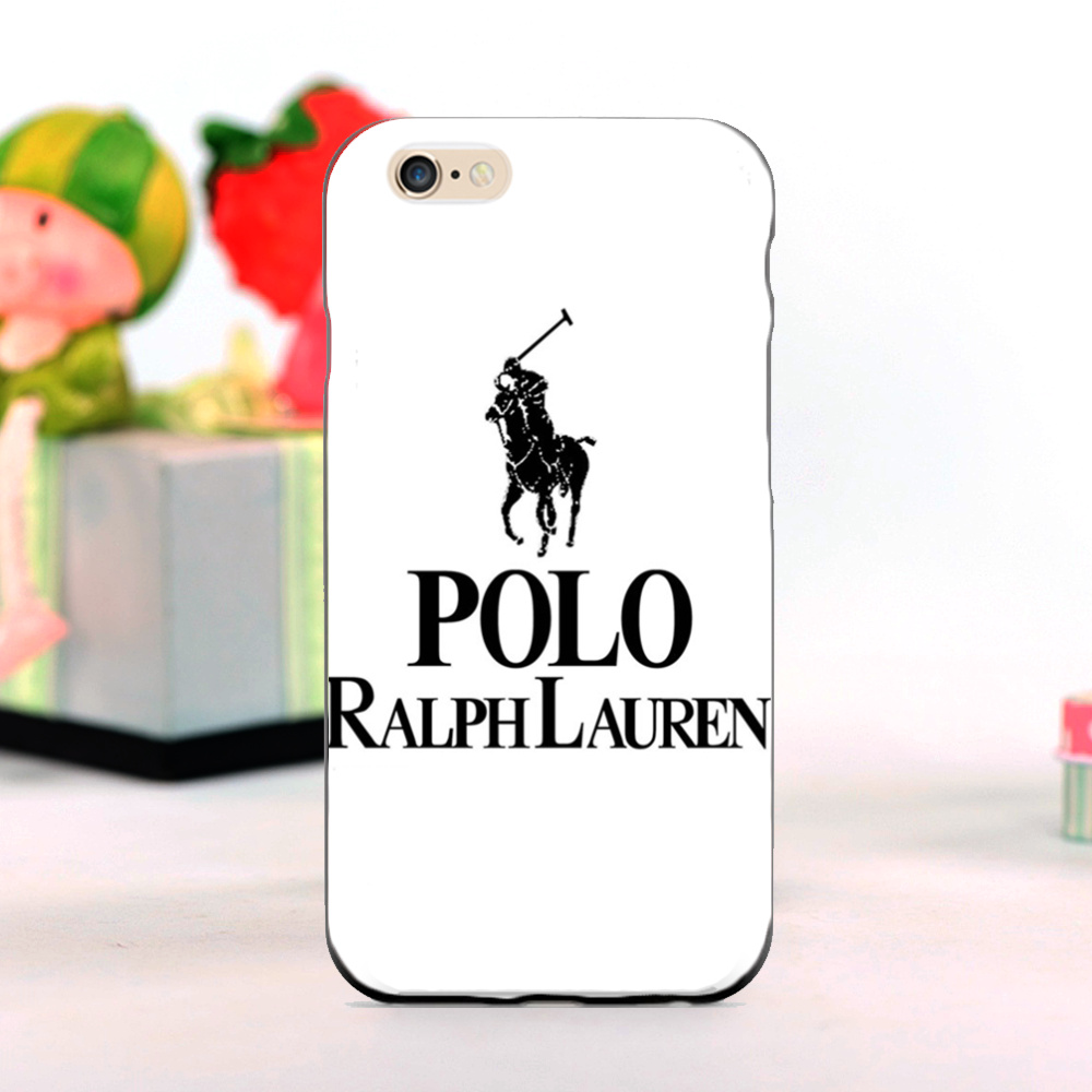 Wihte Fashion for Polo ralph laurens mobile phone Cases for iphone 5s 4s 4c 6 6plus for Samsung S3 S4 S5 S6 S7 Note 2 3 4 5