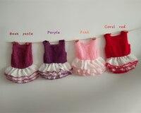 Baby Mohair Skirt Baby Clothes Bodysuit 100 Handmade Mohair Romper For Newborn Photo Props