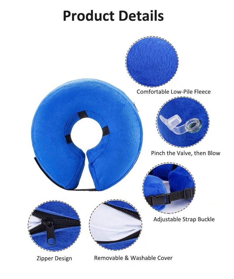 Inflatable Dog Collar (2)
