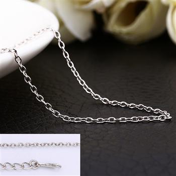 Hot Sale Fashion Men Jewelry Gold Color Thin Link Chain Male Necklace Bohemia Chains Necklaces