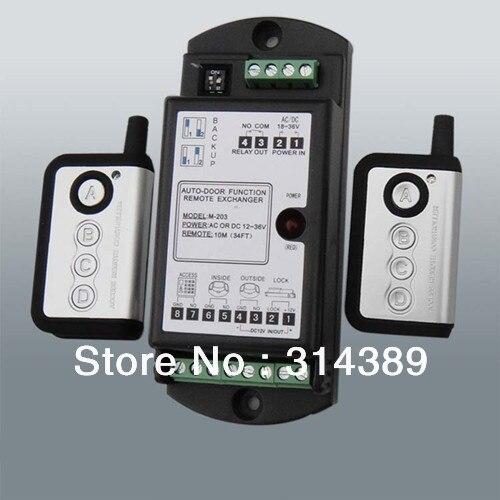 где купить  4-step Automatic doors access control aiming wireless remote  по лучшей цене