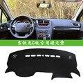 Dashmats car-styling accessories dashboard cover for Citroen C4 Pallas c4l   C-Triomphe C-Quatre 2006 2009 2011 2014 2015 2016